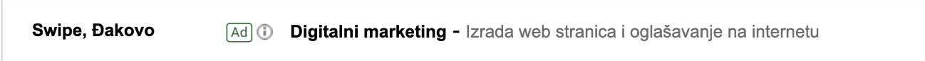 gmail oglašavanje destop verzija swipe